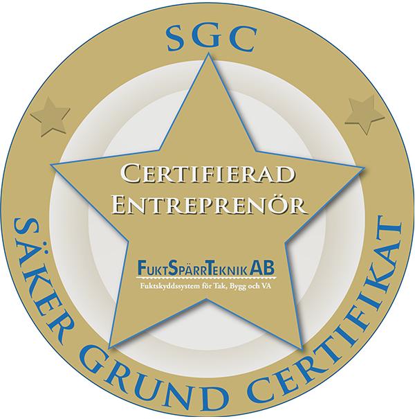SGC-certifiering